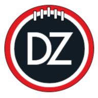 The Draft Zone Logo